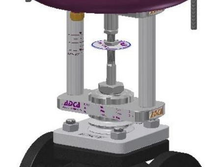 蒸汽控制閥(一) - 閥體