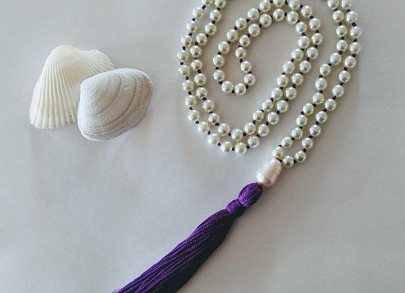 Pearls of Peace Mala