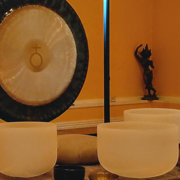 Healing Sound Bath ~ 4/11