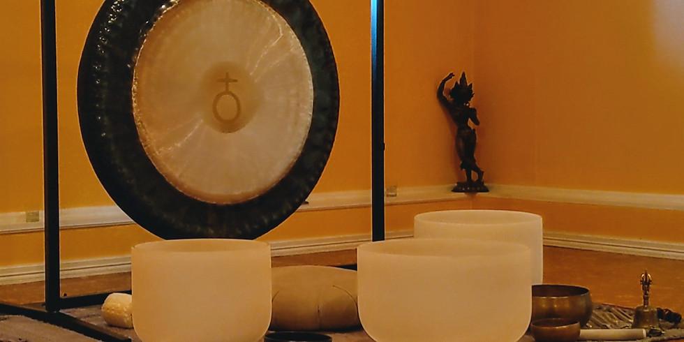 Sound Bath ~ 11/9