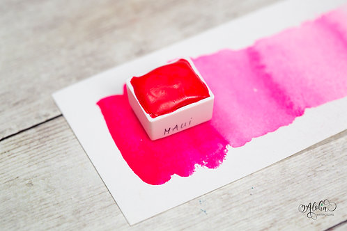 Pre-order MAUI neon pink watercolor paint