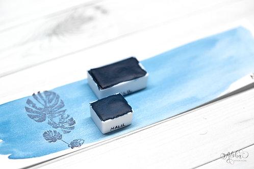 NALU blue watercolor / handmade in Hawaii