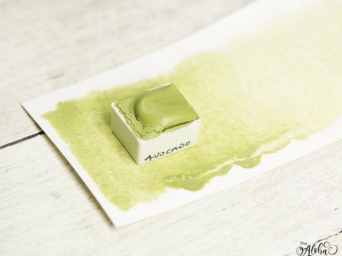 AVOCADO pastel green matte