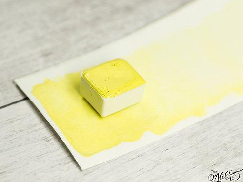 PLUMERIA pastel yellow matte