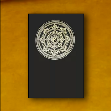 "Carnet Mandala ""Equilibre"""
