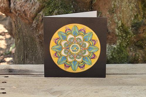 Carte Mandala - Ouverture