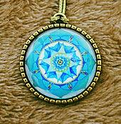 mandala géométrie sacrée bijou