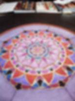 mandala géométrie sacrée