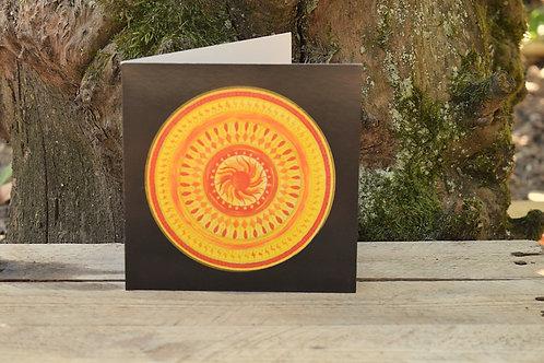 Carte Mandala - Adaptation