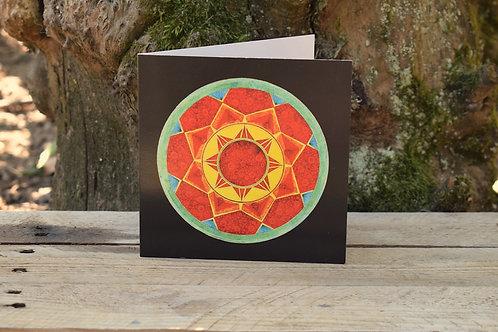 Carte Mandala - Décision