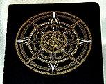 mandala géométrie sacrée méditation