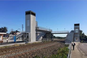 Waratah Station Upgrade