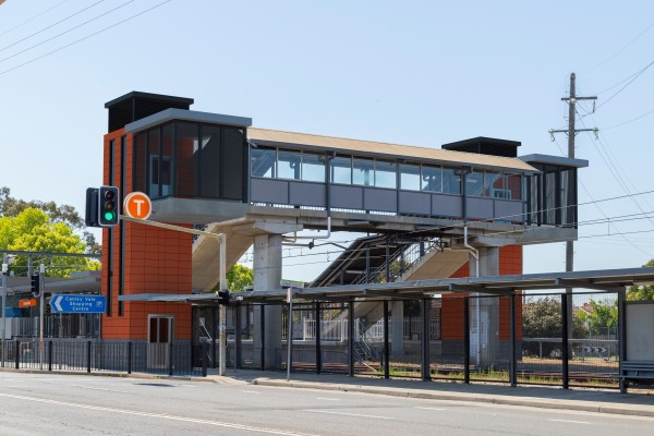 Canley Vale Station TAP Upgrade
