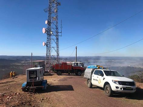 Tamworth Bushfires