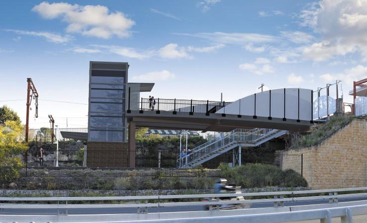 Hazelbrook Station Upgrade