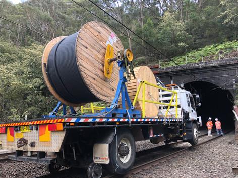 Boronia Tunnels - Telstra Blackspot Project