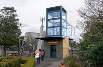 North Strathfield Station Upgrade
