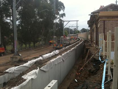 Windsor Station Platform Replacement