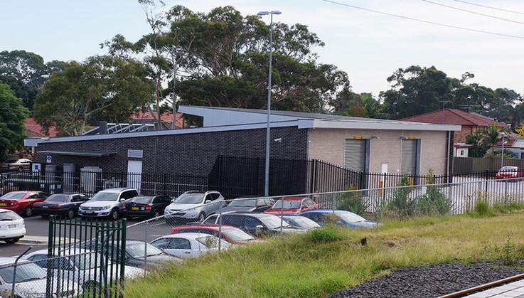 East Hills Signal Depot