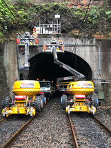 Long Island - Rail Tunnel