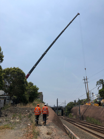 Penshurst OHW Pole Replacement