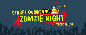 Street quest mauritius zombie night