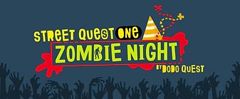 Street quest mauritius zombie night
