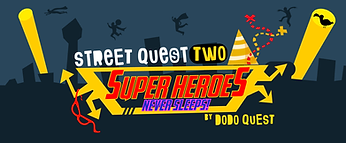 Street quest mauritius super heroes