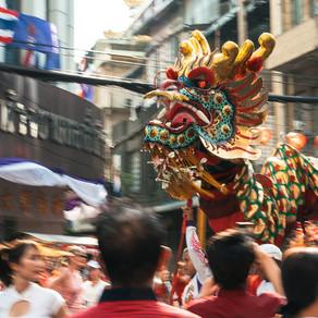 Chinese New Year (Bangkok, Thailand)