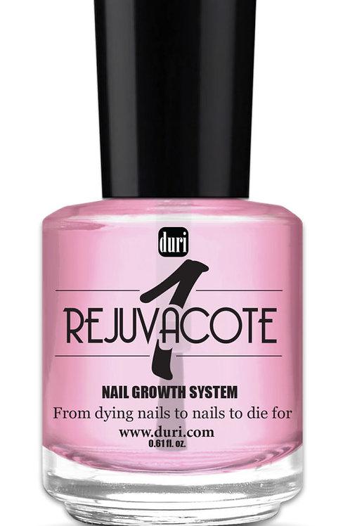 Rejuvacote 1 Original Maximum Strength Nail Growth Polish   Base + Top Coat