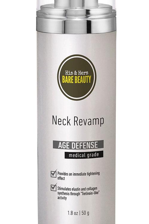 Neck Revamp Age Defense Cream