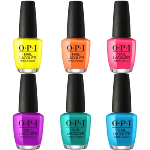 OPI Nail Polish | Neon Collection