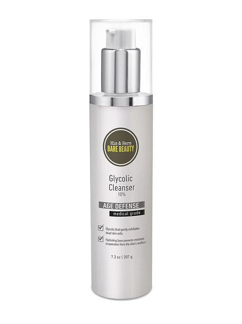 Glycolic 10% Face & Body Cleanser