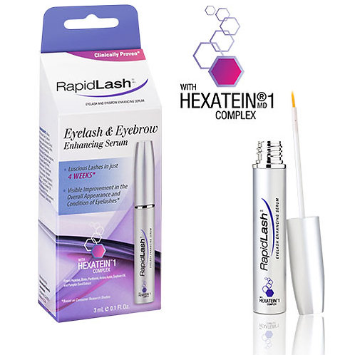 Silver tube purple box rapid lash eyelashes grow longer stronger eyelash healthy eyes extend lashes