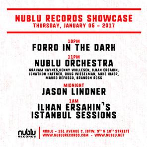 Nublu Records Showcase
