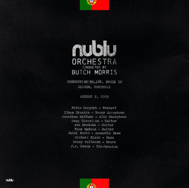 Nublu Orchestra - Live in Lisbon