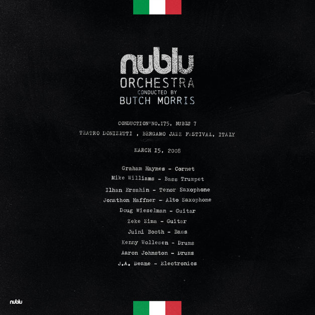 Nublu Orchestra - Bergamo