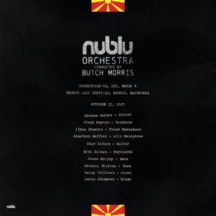 Nublu Orchestra - Live in Skopje