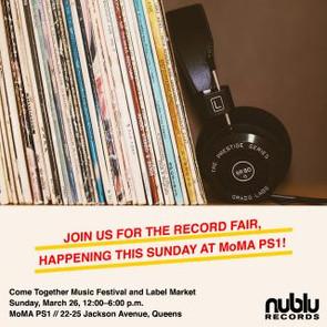 This Sunday at MoMA PS!
