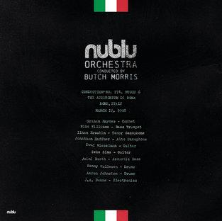 Nublu Orchestra - Live in Rome