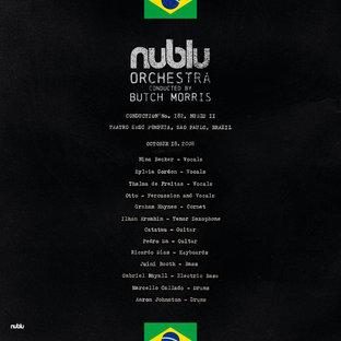 Nublu Orchestra - Sao Paulo