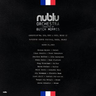 Nublu Orchestra - Paris