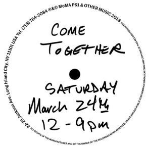 Come Together Fest at MoMA PS1