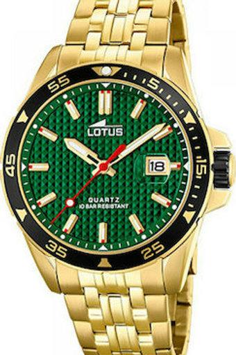Ανδρικό Lotus με μεταλλικό μπρασελέ L18654/2