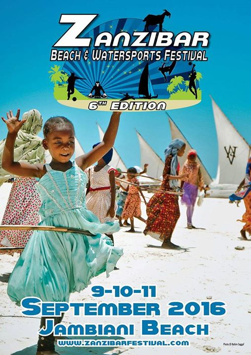 Join the Beach & Watersports Festival 2016 _ Jambiani