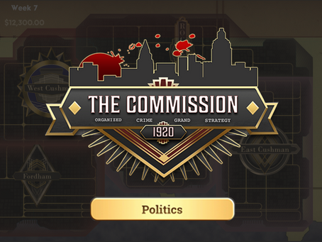 Commission 1920: Political figures and bribing