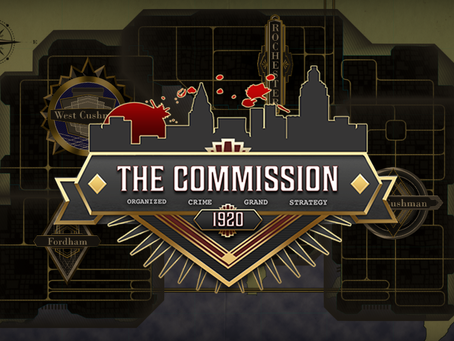 The Commission 1920: Welcome to New Shore
