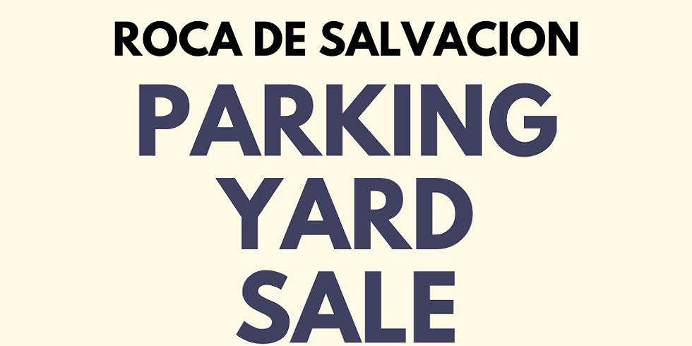 Parking Yard sale - Evento Gratis.