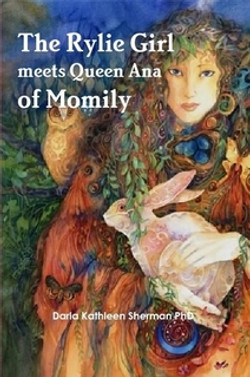 Rylie Girl meets Queen Ana of Momily
