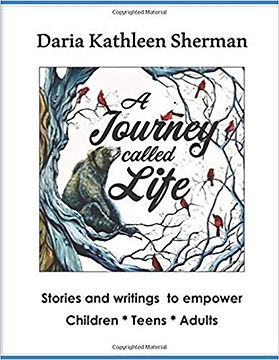 Book A Journey called Life by Daria Sherman